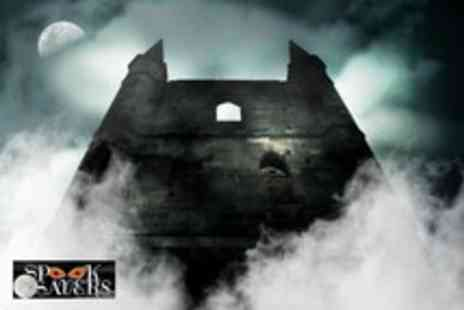 Spooksavers - Chilling ghost hunt at one of 10 locations - Save 65%