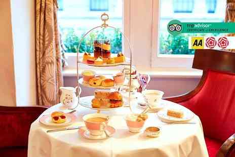 GLH Hotels - Afternoon tea for two people - Save 46%