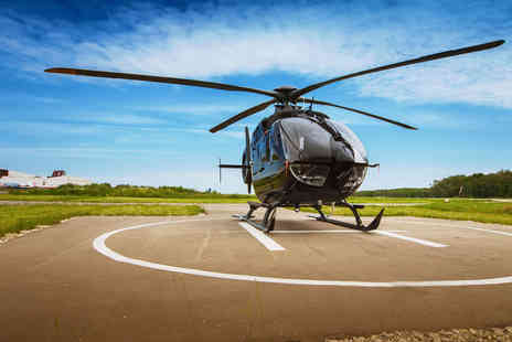Adventure 001 - London helicopter tour for one - Save 53%