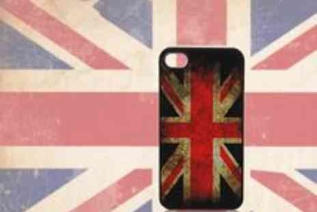 Lifestyle Leasing - Union Jack iPhone Case - Save 17%