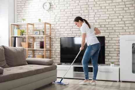 S&K Cleaning Services - Two Hour General House Cleaning Sessions - Save 28%