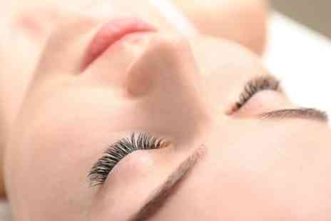 Rebeccas Nails Hair and Beauty - Individual Semi Permanent Lash Extensions - Save 31%