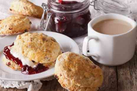 Kent Loves - Traditional Afternoon Tea for Two or Four - Save 35%