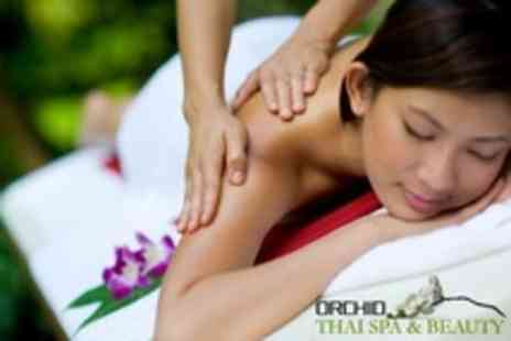 Orchid Thai Spa - One Hour Thai Aromatherapy Massage For One - Save 51%