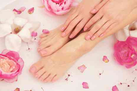 The Cupping Clinic Bolton - Luxury manicure or pedicure - Save 40%