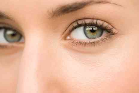 Slimlines Laser - Up to Six Sessions of Laser Eye Bag Treatment - Save 53%