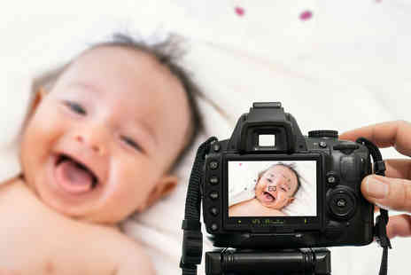 Photography by Alexander James - One hour first birthday photography session - Save 78%