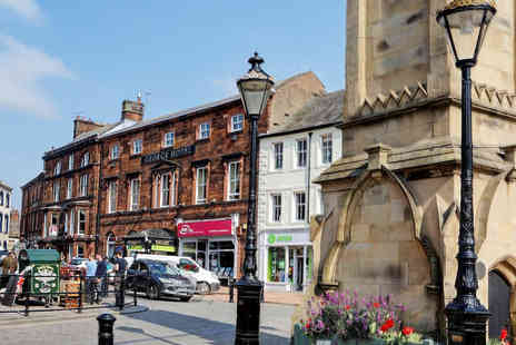 The George Hotel - A Penrith, Cumbria stay for two people with breakfast - Save 37%