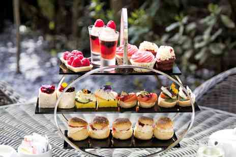 Holiday Inn London - Traditional afternoon tea for two people with one glass of Prosecco each - Save 56%