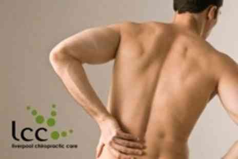 Liverpool Chiropractic Care - Chiropractic, Physiotherapy With Two Treatments - Save 71%