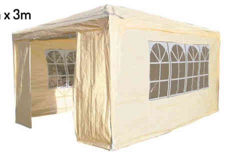 Garden & Camping - Airwave Party Tent - Save 62%
