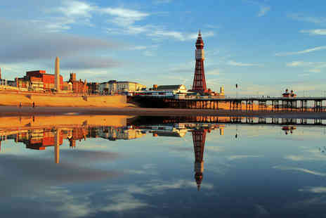 The Sea Princess Hotel - A Blackpool, Lancashire stay for two people - Save 48%