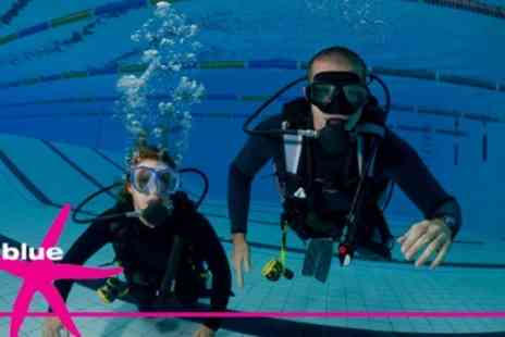 Blue - PADI Scuba Diver Course - Save 67%