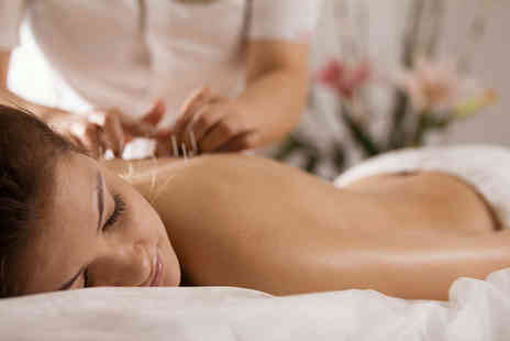 Natural Health Centre - 30 minute acupuncture package with 30 minutes cupping and consultation - Save 68%