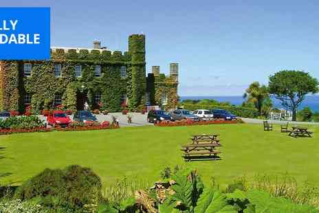 Tregenna Castle Estate - Two nights castle stay with dinner - Save 45%