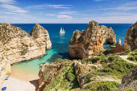 Weekender Breaks - An Albufeira, Portugal hotel apartment stay with return flights - Save 54%