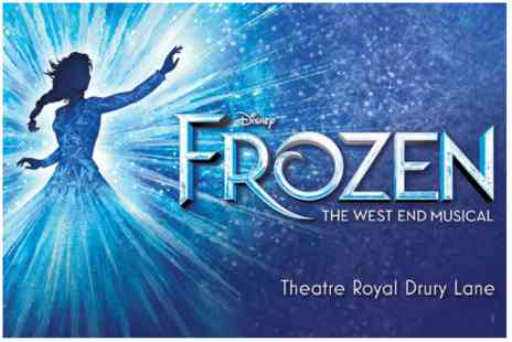 Virgin Experience Days - Disneys Frozen the Musical Theatre Tickets with Pizza - Save 0%