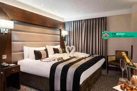 Park Grand Paddington Court - A central London stay for two people with a full English breakfast - Save 37%