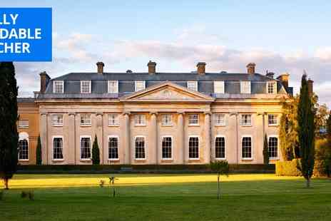 Ickworth Hotel - Afternoon tea and spa treatments - Save 0%