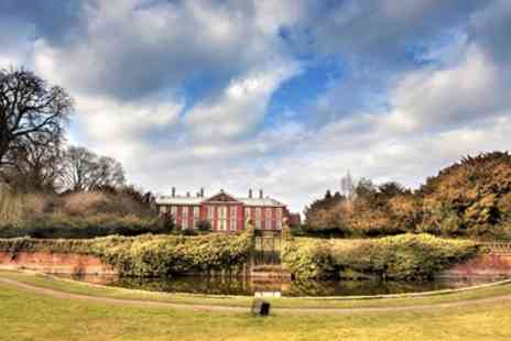 Bosworth Hall - One Night for Two with Breakfast, Wine, Leisure Access and Option on Dinner - Save 0%