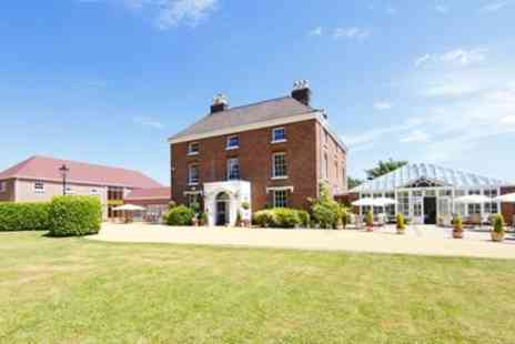 The Hadley Park House Hotel - Stay for Two with Breakfast and Dinner on First Night - Save 34%