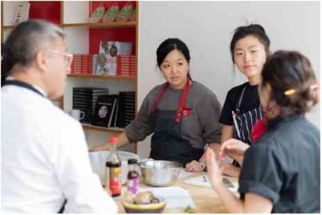 Virgin Experience Days - Private Group Cookery Class for up to Five People with School of Wok - Save 0%