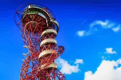The ArcelorMittal Orbit - A Unique View of the City 30% off General Entry - Save 30%