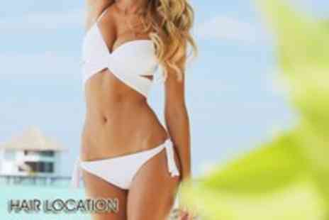 Hair Location - 3 i Lipo sessions including consultation - Save 77%