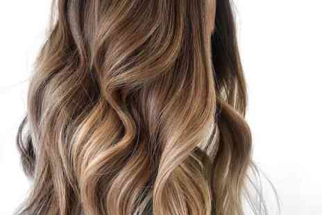 Love Your Hair - Half head balayage package including a hair wash with a conditioning hair mask treatment - Save 53%