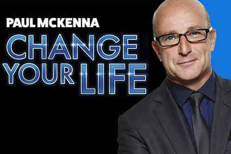 Mind Body Spirit - Change Your Life online event with Paul McKenna on 16th Oct 2020 - Save 54%