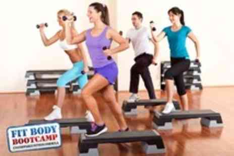 Fit Body Boot Camp - An unlimited 16 day Boot Camp pass - Save 75%
