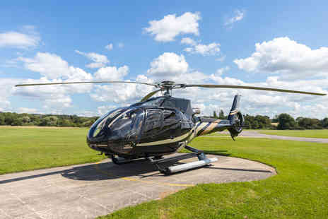 Adventure 001 - 12 mile themed helicopter tour for one person - Save 0%