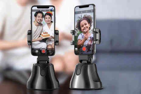 Topgoodchain - Auto object tracking smart phone holder - Save 68%