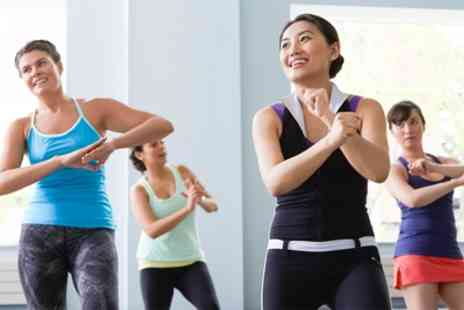 Totally Zumba - Up to Five 60 Minute Dancing Fitness Classes - Save 40%