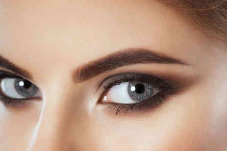 Hairlusion Clinic - Microblading eyebrow treatment - Save 80%