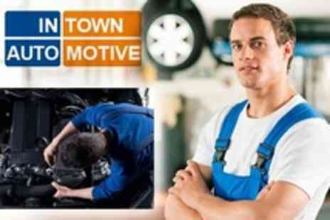 In Town Automotive - Full Air Conditioning Re Gas and Service - Save 68%