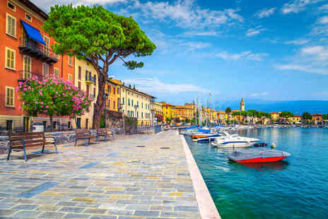 Weekender Breaks - A Lake Garda, Italy hotel stay with breakfast and return flights - Save 29%