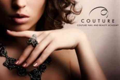 Couture Nail Academy - Gel Manicure or Pedicure - Save 0%