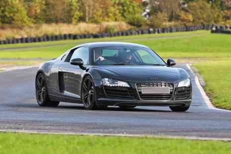 U Drive Cars - Three mile Audi R8 driving experience - Save 61%