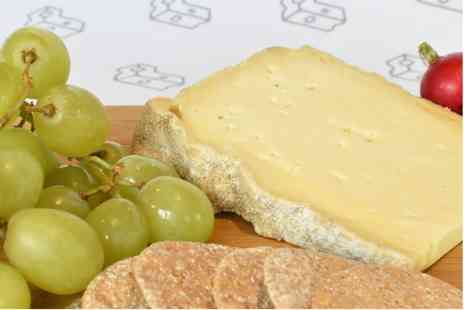 Virgin Experience Days - The Taster British Cheese Box from Letterbox Cheese - Save 0%