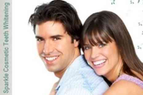 Sparkle Cosmetic Teeth Whitening - Teeth Whitening - Save 80%