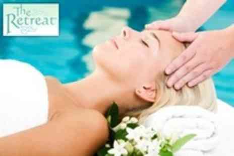 The Retreat - Spa Day With Traditional Head Massage - Save 66%