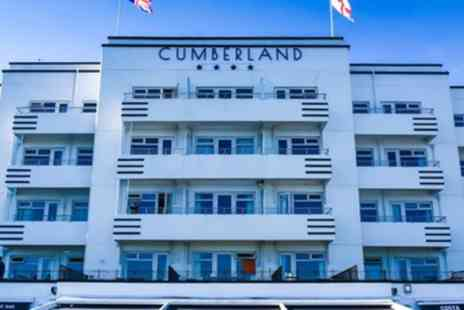 The Cumberland Hotel - Comfort Room for Two with Breakfast - Save 45%