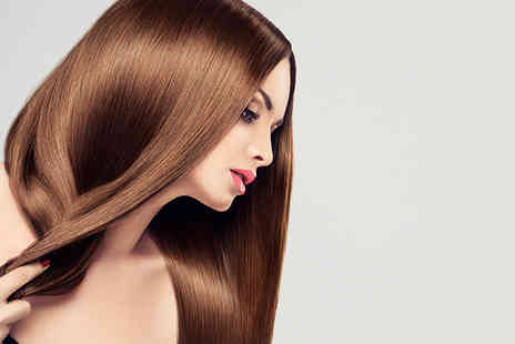 Scissorhands London - Brazilian keratin hair smoothing treatment - Save 83%