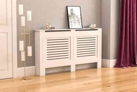 Groupon Goods Global GmbH - Milton Radiator Cover - Save 73%
