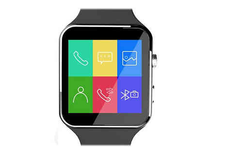 Bag A Bargain - Next Gen Apple and Android Compatible Watch - Save 81%