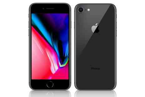 MIT Recyclers - Grade A refurbished Apple iPhone 8, 64GB in space grey - Save 0%
