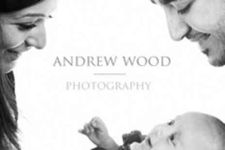 Andrew Wood Photography - Group Photo Shoot With Framed Print - Save 89%