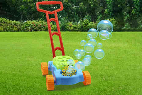 Vivo Mounts - Kids auto bubble lawn mower toy - Save 62%
