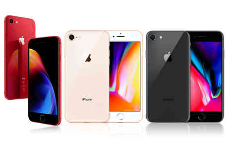 UK Groupe - Refurbished 64GB Apple iPhone 8 - Save 0%